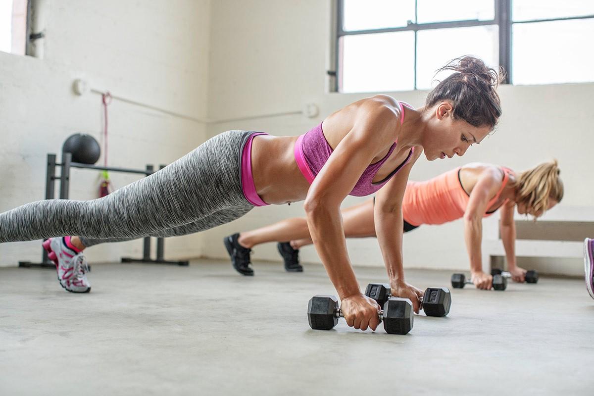 Интенсивные интервальные тренировки для похудения