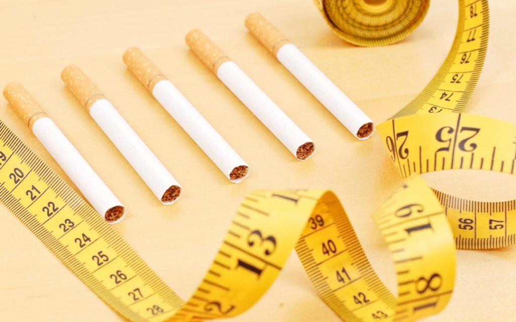 Помогает ли курение сбросить вес